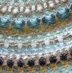 Bohus Knitting Sample