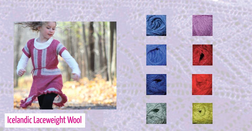 Icelandic Laceweight Wool