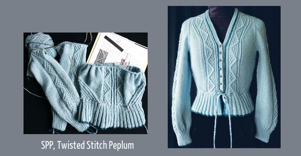 Peplum pattern